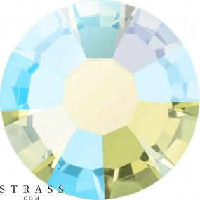 Preciosa Crystals 2078 Jonquil (213) Aurore Boréale (AB)