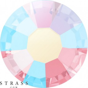 Preciosa Crystals 2078 Light Rose (223) Aurore Boréale (AB)