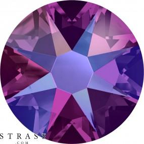 Swarovski Crystals 2088 Fuchsia (502) Shimmer (SHIM)