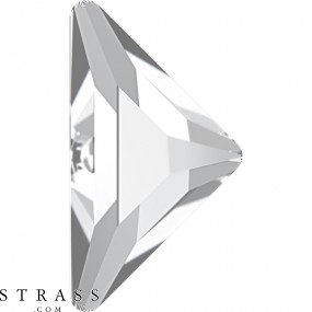 Swarovski Crystals 2740 MM 10,0X 10,0 CRYSTAL M HF (5230868)