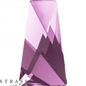 Swarovski Crystals 2770 Light Amethyst (212)