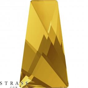 Swarovski Crystals 2770 Light Topaz (226)