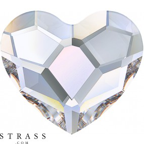 Swarovski Crystals 2808 Crystal (001) Aurore Boréale (AB)