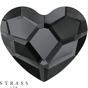 Swarovski Crystals 2808 MM 6,0 JET (5013543)