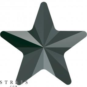 Swarovski Crystals 2816 Jet (280) Hematite (HEM)