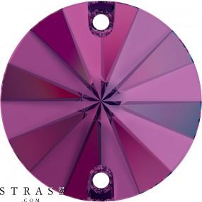 Swarovski Crystals 3200/G Fuchsia (502)