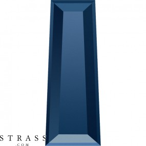 Swarovski Crystals 4503 Crystal (001) Metallic Blue (METBL)