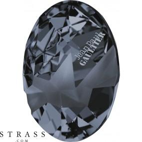 Swarovski Crystals 4920 Crystal (001) Silver Night (SINI)