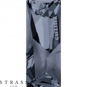 Swarovski Crystals 4924 MM 23,0X 9,0 CRYSTAL SILVNIGHT T1160 (5148724)