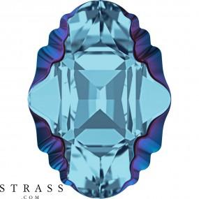 Swarovski Crystals 4926 MM 14,0X 10,0 AQUAMARINE METBLUEZ F (5247277)