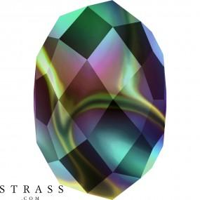 Swarovski Crystals 5040 MM 6,0 CRYSTAL RAINBODK2X (5262862)