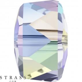 Swarovski Crystals 5045 Crystal (001) Aurore Boréale (AB)