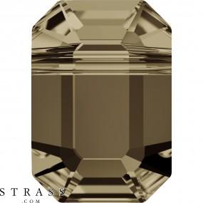 Swarovski Crystals 5514 Smoky Quartz (225)