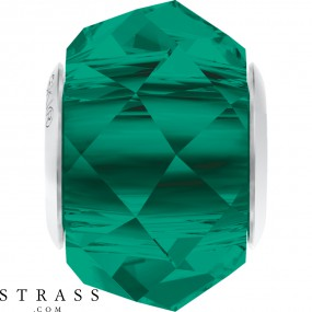 Swarovski Crystals 5948 MM 14,0 EMERALD STEEL (1184593)