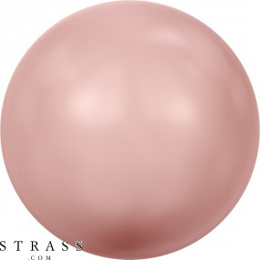 Swarovski Crystals 5810 Crystal (001) Pink Coral Pearl (716)