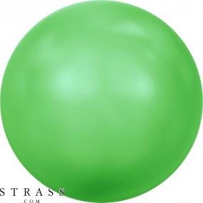 Swarovski Crystals 5810 Crystal (001) Neon Green Pearl (771)