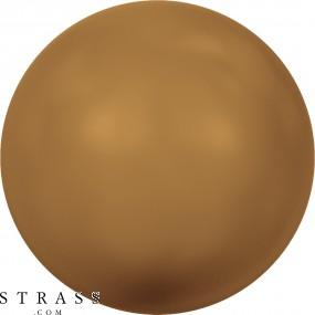 Swarovski Crystals 5811 Crystal (001) Copper Pearl (159)