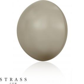 Swarovski Crystals 5817 Crystal (001) Platinum Pearl (459)