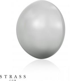 Swarovski Crystals 5817 Crystal (001) Pastel Grey Pearl (968)