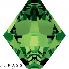 Swarovski Crystals 6328 Dark Moss Green (260)