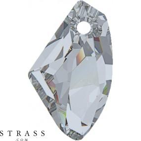 Swarovski Crystals 6656 Crystal (001) Comet Argent Light (CAL)