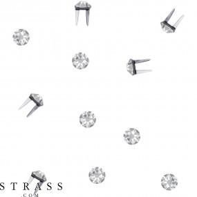 Swarovski Crystals 53301 Black Diamond (215) Shimmer (SHIM)