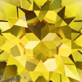 Swarovski Crystals 4790 Light Topaz (226)