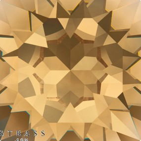 Swarovski Crystals 6428 Light Colorado Topaz (246)