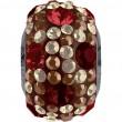 Swarovski Crystals 181504 Crystal (001) Rose Gold (ROGL)
