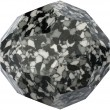 Swarovski Crystals 5000/B Marbled Black (653)