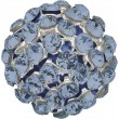 Swarovski Crystals 40515 Denim Blue (266)