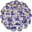 Swarovski Crystals 40515 Tanzanite (539)