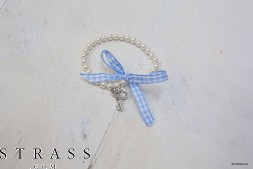 "Do it Yourself Set | DIY Bastelset ""Armband Oktoberfest"" für Selbermacher made with Swarovski Crystals"
