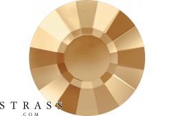 Swarovski Kristalle 2034 SS 10 CRYSTAL GOL.SHADOW F (5177853)