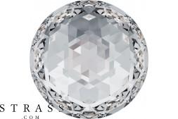 Swarovski Kristalle 2072 MM 8,0 CRYSTAL F (651240)