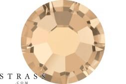 Swarovski Kristalle 2078 SS 12 CRYSTAL GOL.SHADOW A HF (5064505)