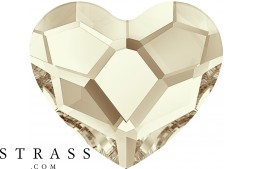 Swarovski Kristalle 2808 MM 14,0 LIGHT SILK M HF (5013482)