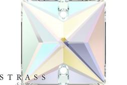 Swarovski Kristalle 3240 MM 16,0 CRYSTAL AB F (111491)