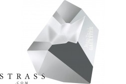 Swarovski Kristalle 4922 Crystal (001) Light Chrome (LTCH)