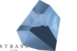 Swarovski Kristalle 4922 Crystal (001) Metallic Blue (METBL)