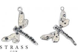 Swarovski Kristalle 167523 MM18,0 03 001SINI 001MOL001SSHA H (5228897)