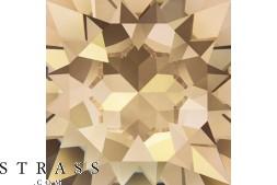Swarovski Kristalle 4437 MM 30,0 CRYSTAL GOL.SHADOW (1061877)