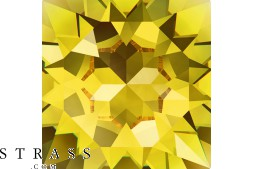 Swarovski Kristalle 2028 SS 12 LIGHT TOPAZ M HF (667934)