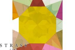Swarovski Kristalle 2034 SS 10 LIGHT SIAM AB F (5239593)