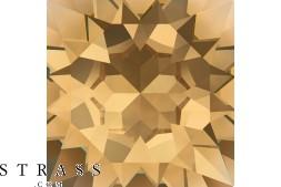 Swarovski Kristalle 2028 SS 40 LIGHT COLORADO TOPAZ F (685041)
