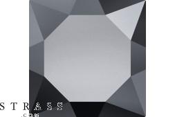 Swarovski Kristalle 3500 MM 12,5X 7,0 JET HEMAT (1032215)