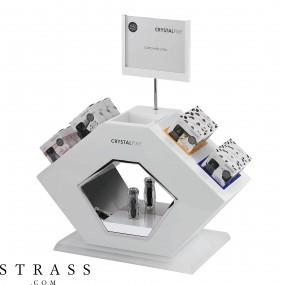 CRYSTAL PIXIE | DIY Nageldesign mit Swarovski Kristallen | Premium Display