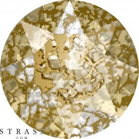 Swarovski Kristalle 1088 SS 24 CRYSTAL GOLD-PAT F (5098036)