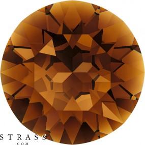 Swarovski Kristalle 1088 Smoked Topaz (220)