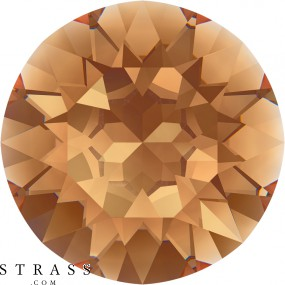 Swarovski Kristalle 1088 Light Smoked Topaz (221)